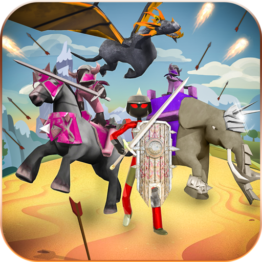 Dragons Epic - Stickman Battle Simulator - Stickman Warriors