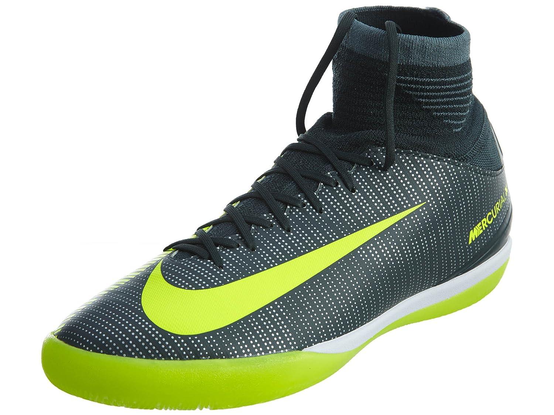 Vert Nike 852499-376, Chaussures de Football en Salle garçon 36 EU