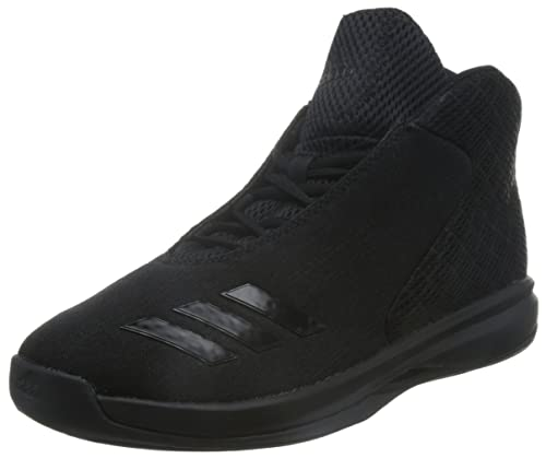 huge discount 8a22c 47d0a adidas Men s s Court Fury 2016 Basketball Shoes Black 7