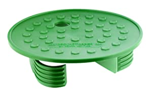 "Grass Act Inc. LID Valve Box 6"" UNIVSL by GROUNDTOPPER MfrPartNo UNI6, Green"