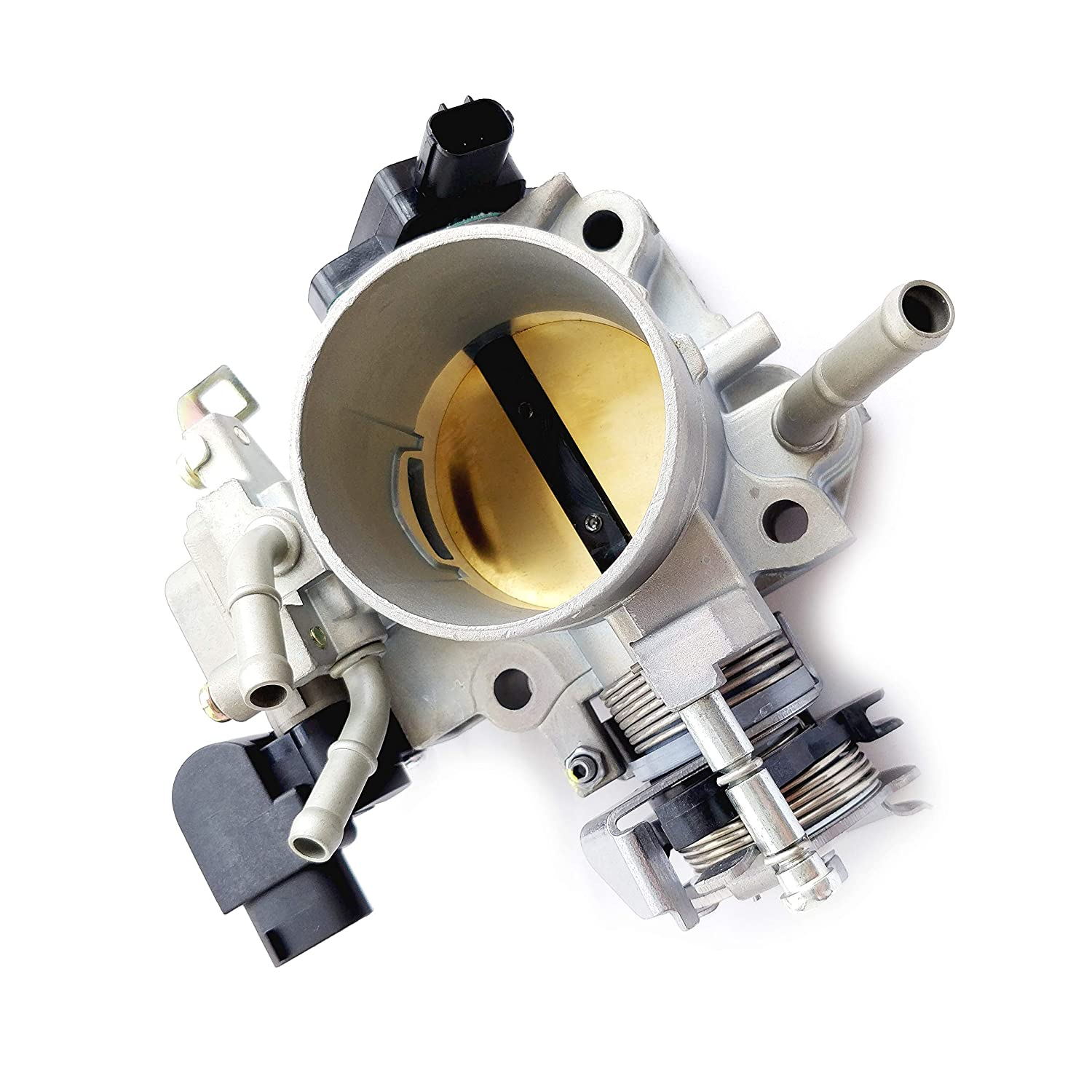 Amhousejoy Throttle Body for Chevrolet Chevy Express Silverado GMC Savana Sierra Yukon 12570800 217-2293