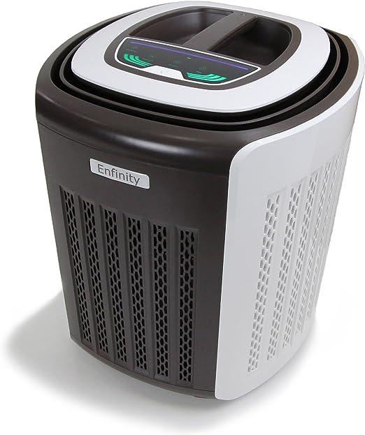 LUX-PRO Prolux Enfinity HEPA purificador de Aire y Limpiador ...