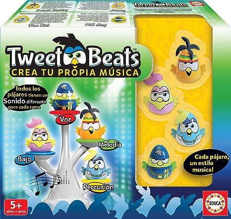 Educa Borrás Tweet Beats 17911