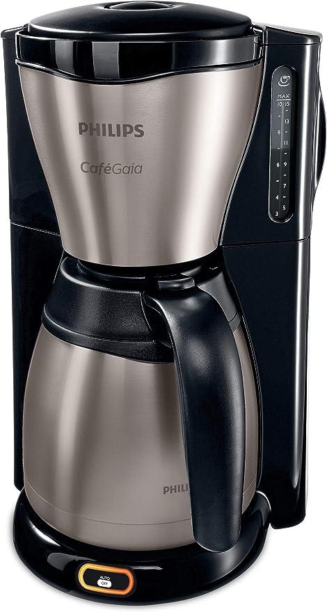 Philips HD7548/20 cafetera electrica, 1000 W, 1.2 litros, De ...