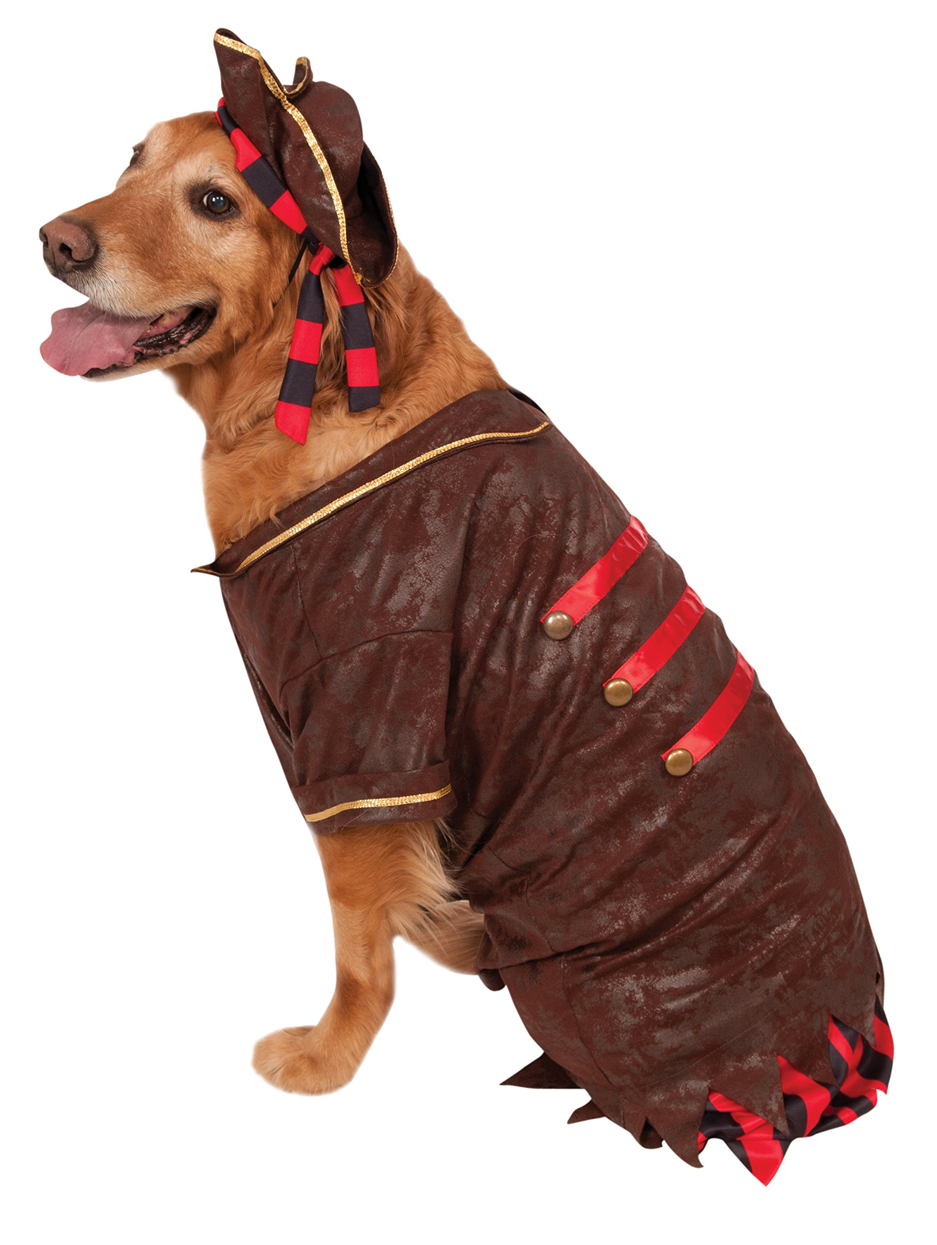 Rubie's Big Dog Pirate Boy Dog Costume