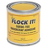 Suede-Tex Undercoat Adhesive - Black - 8 OZ Can