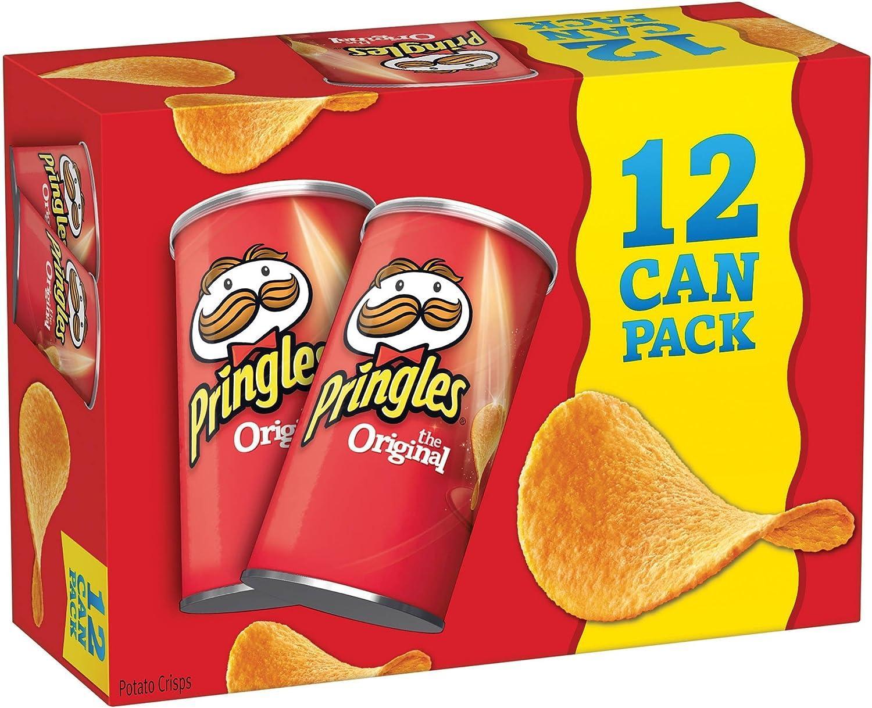 Pringles Grab and Go Original, 24 Count: Amazon.es: Alimentación y ...