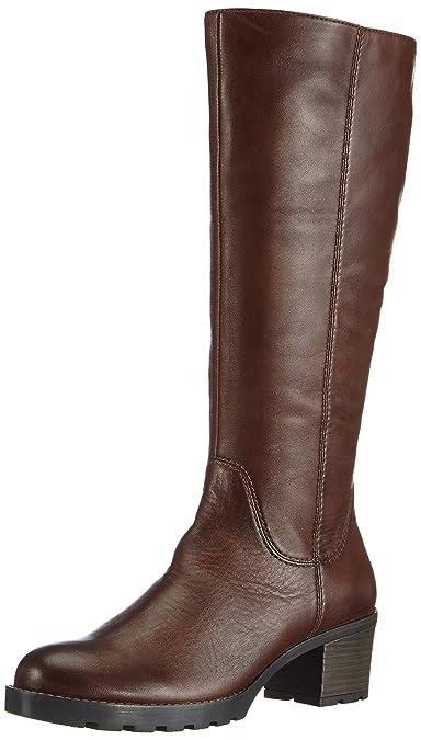 CAPRICE Sarina B 1 9 9 25502 23 002 Damen Langschaft Stiefel