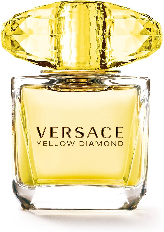 Versace Yellow Diamond, Eau de Toilette con vaporizador, 30 ml