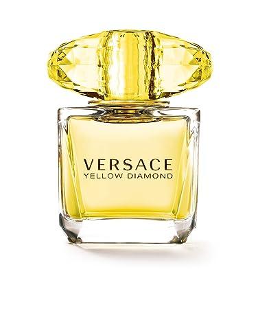 Amazoncom Versace Eau De Toilette Spray Yellow Diamonds 10