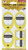 Little Giant Honey Jar Labels Customization Labels for Honey Jars and Bottles (Item No. HLABEL)