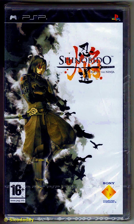 Amazon.com: Shinobido: Tales of the Ninja [PSP - UK/Euro ...