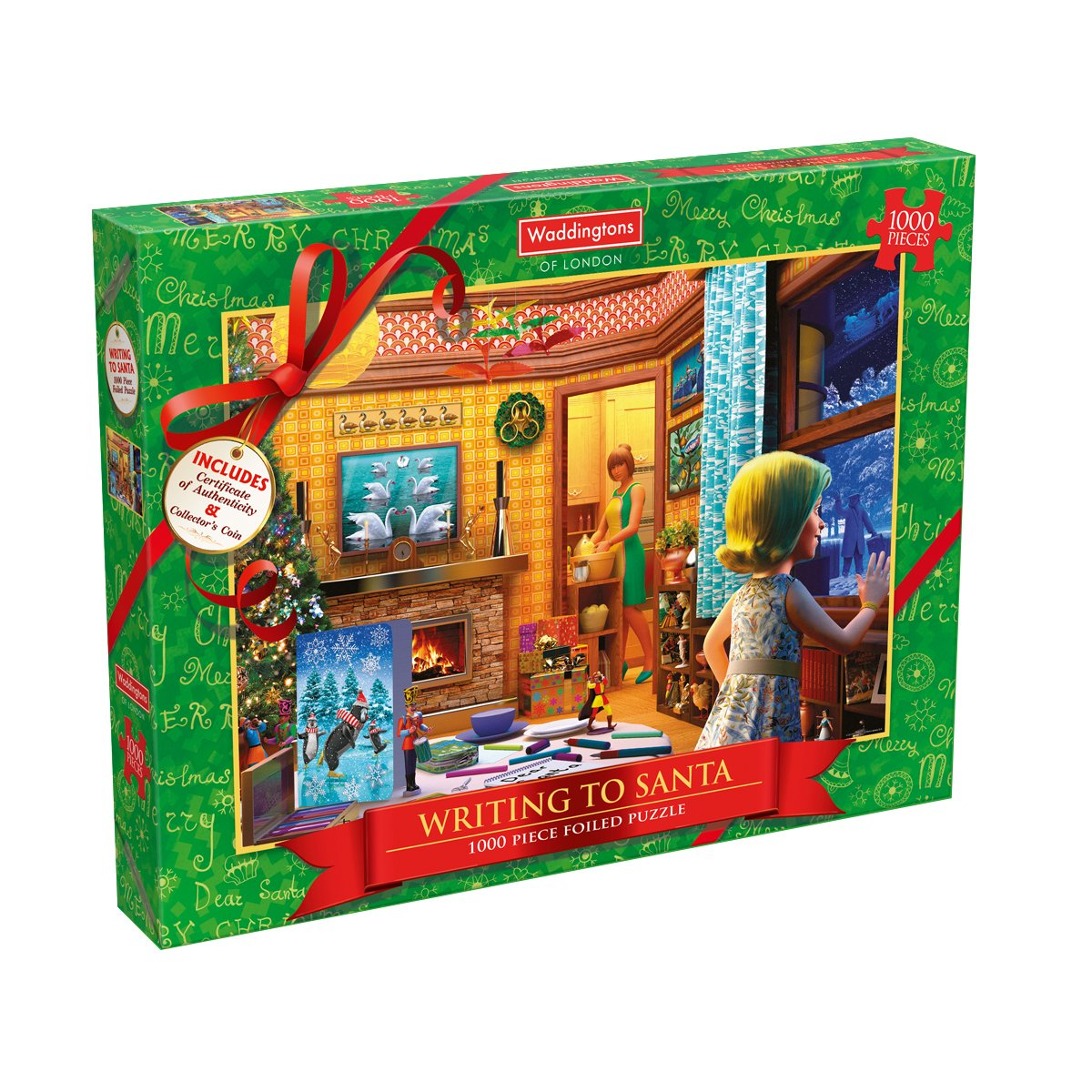 Christmas puzzles by 2017 1