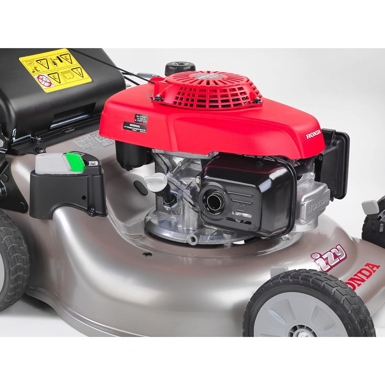 Honda HRG 536C VKE Benzinrasenmäher con wheel drive: Amazon.es ...