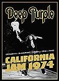 ディープ・パープル『カリフォルニア・ジャム 1974』2016年リマスター&レストア版初ブルーレイ化【Blu-ray(日本語解説書封入/日本語字幕付き)】
