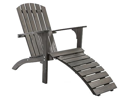 Sedie A Sdraio In Legno : Ambientehome falun java exclusiv sedia a sdraio da giardino in