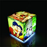 Zoci Voci Personalized Lamp , Cubelit Mini ,Perfect Personalized Birthday Gift