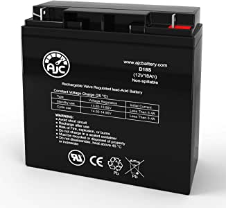 APC Smart-UPS 2200 SU2200INET 12V 18Ah UPS Battery This is an AJC Brand Replacement