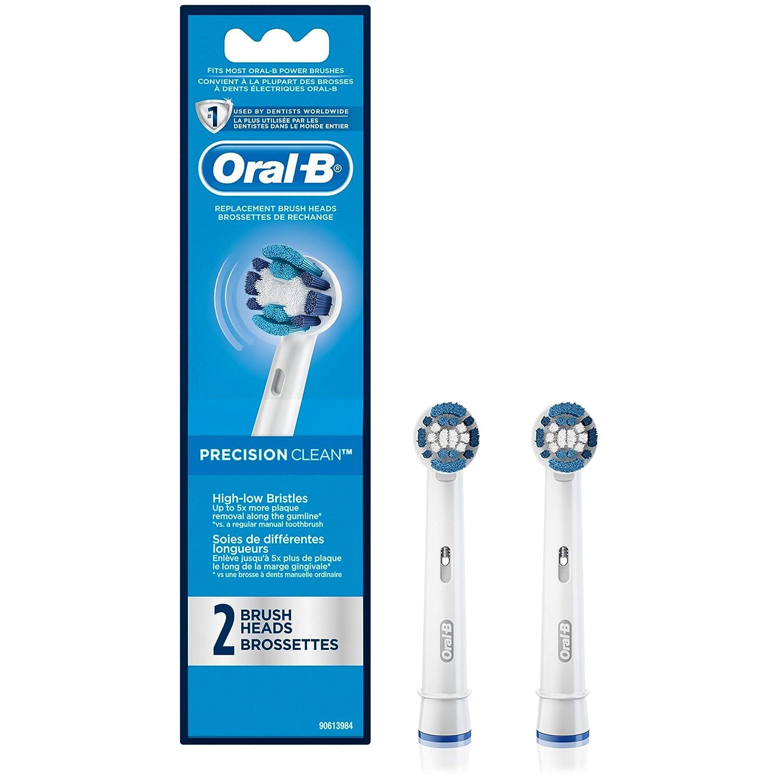 Amazon.com: Oral-B Precision Clean – Cabezal de cepillo ...