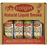 Colgin Assorted Liquid Smoke Gift Box, 4 Ounces