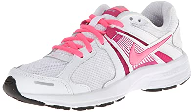f46a19a223e Nike Womens Dart 10 Running Shoes-White Digital Pink Fusion-6