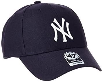 f87c7ef713b6b5 Image Unavailable. Image not available for. Color: MLB New York Yankees  Juke MVP Adjustable Hat, One Size, Black
