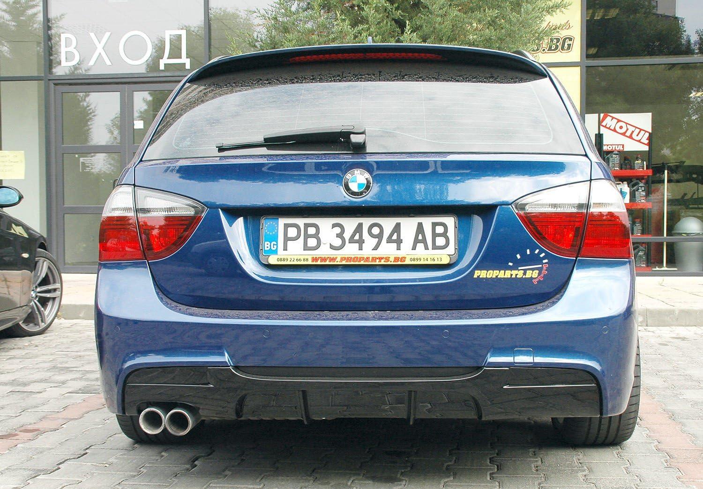 Proparts Proe90prdiffr Performance Diffusor M Paket Stossstange Hinten Schwarz Auto