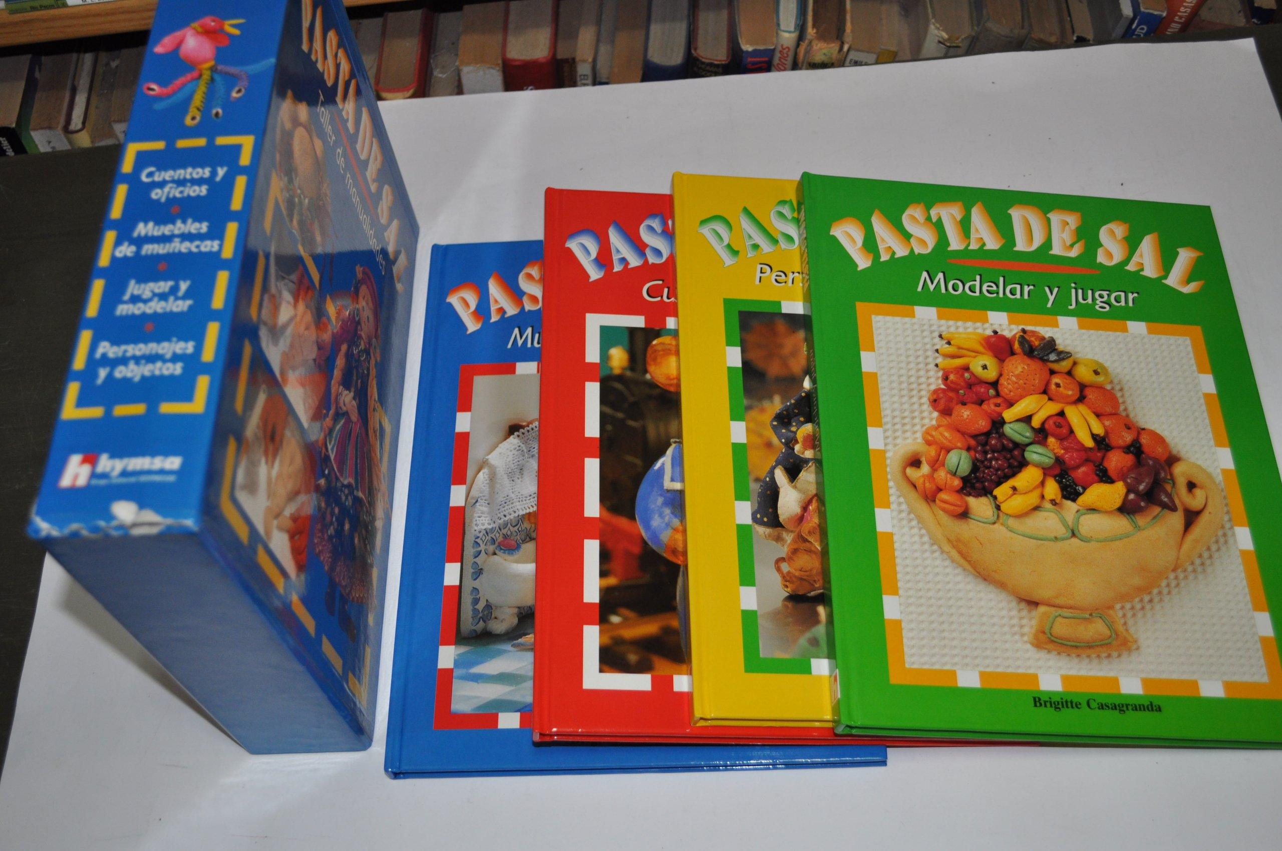 Download Taller de manualidades con pasta de sal/ Creative Dough Crafts (Spanish Edition) pdf