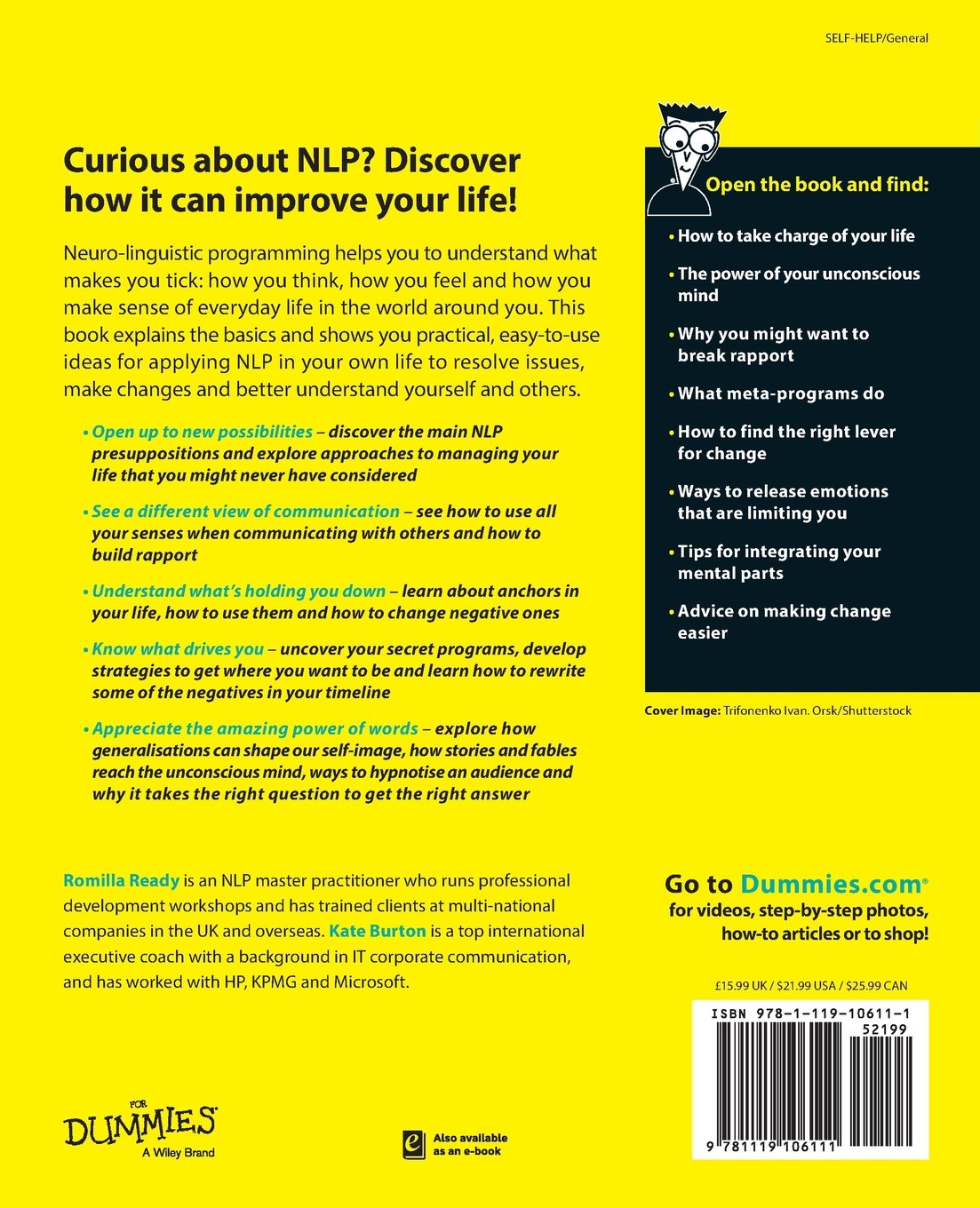 Neuro linguistic programming for dummies livros na amazon brasil neuro linguistic programming for dummies livros na amazon brasil 9781119106111 fandeluxe Choice Image