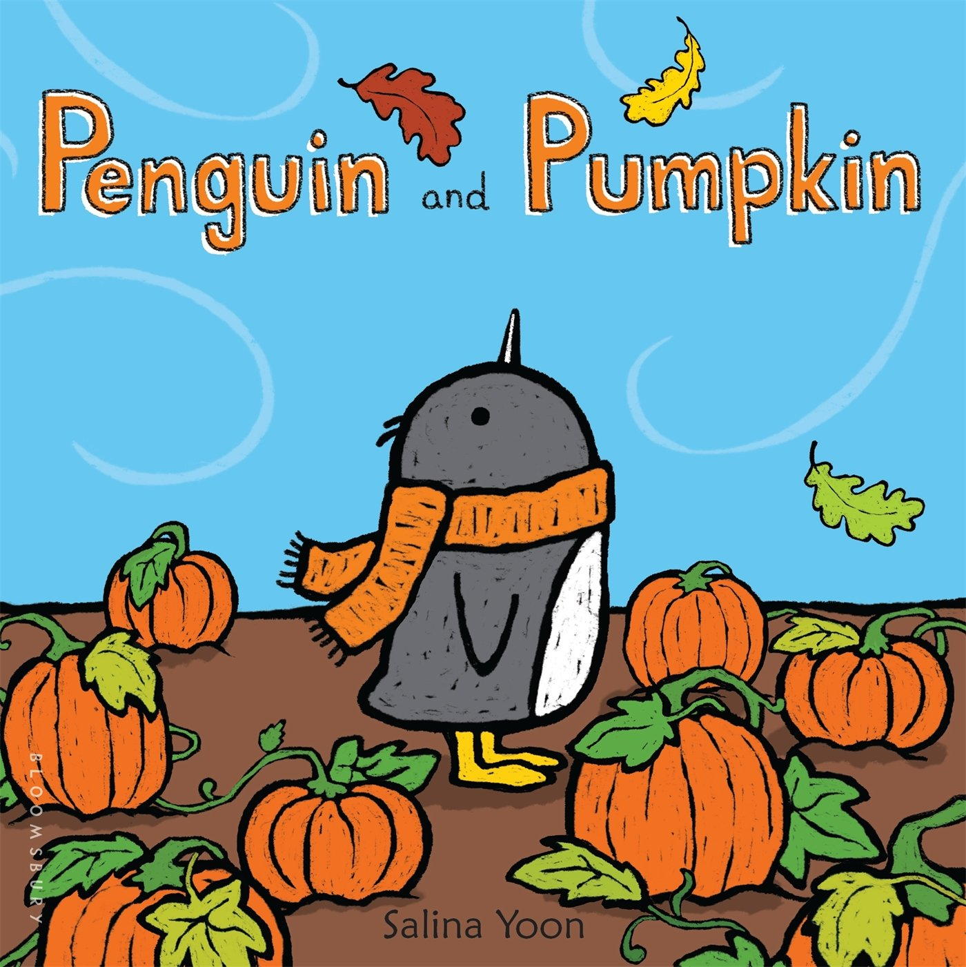 Download Penguin and Pumpkin PDF