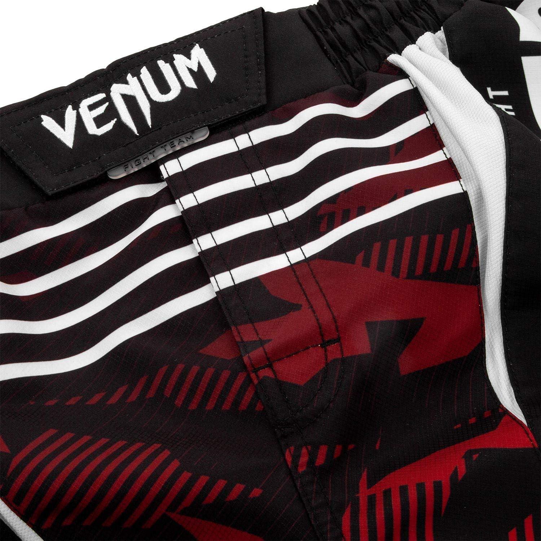 Venum Okinawa 2.0 ファイトショーツ メンズ ブラック/ホワイト/レッド Small