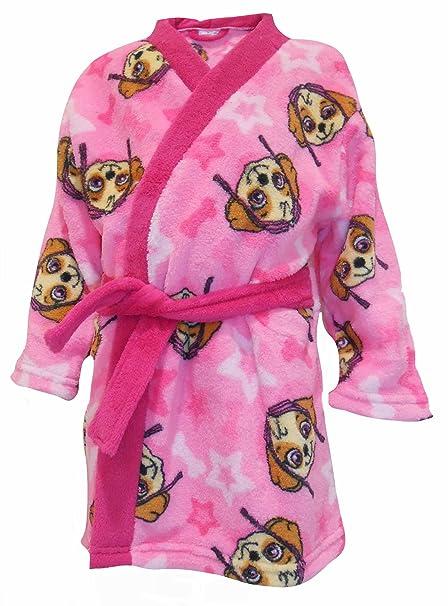 Paw Patrol Gift Boxed Vestido de niña Vestido bata 4-5 años (110cm)