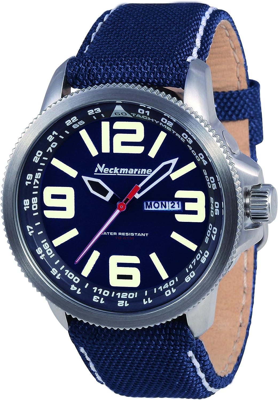 Reloj de Caballero Neckmarine NKM13457M03