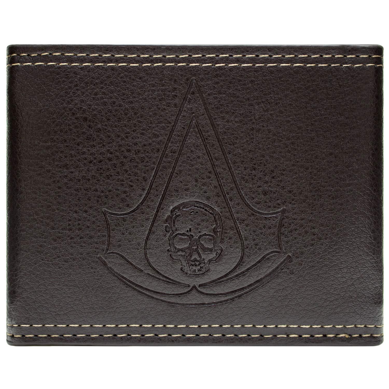 Ubisoft Assassins Creed Black Flag marron Portefeuille