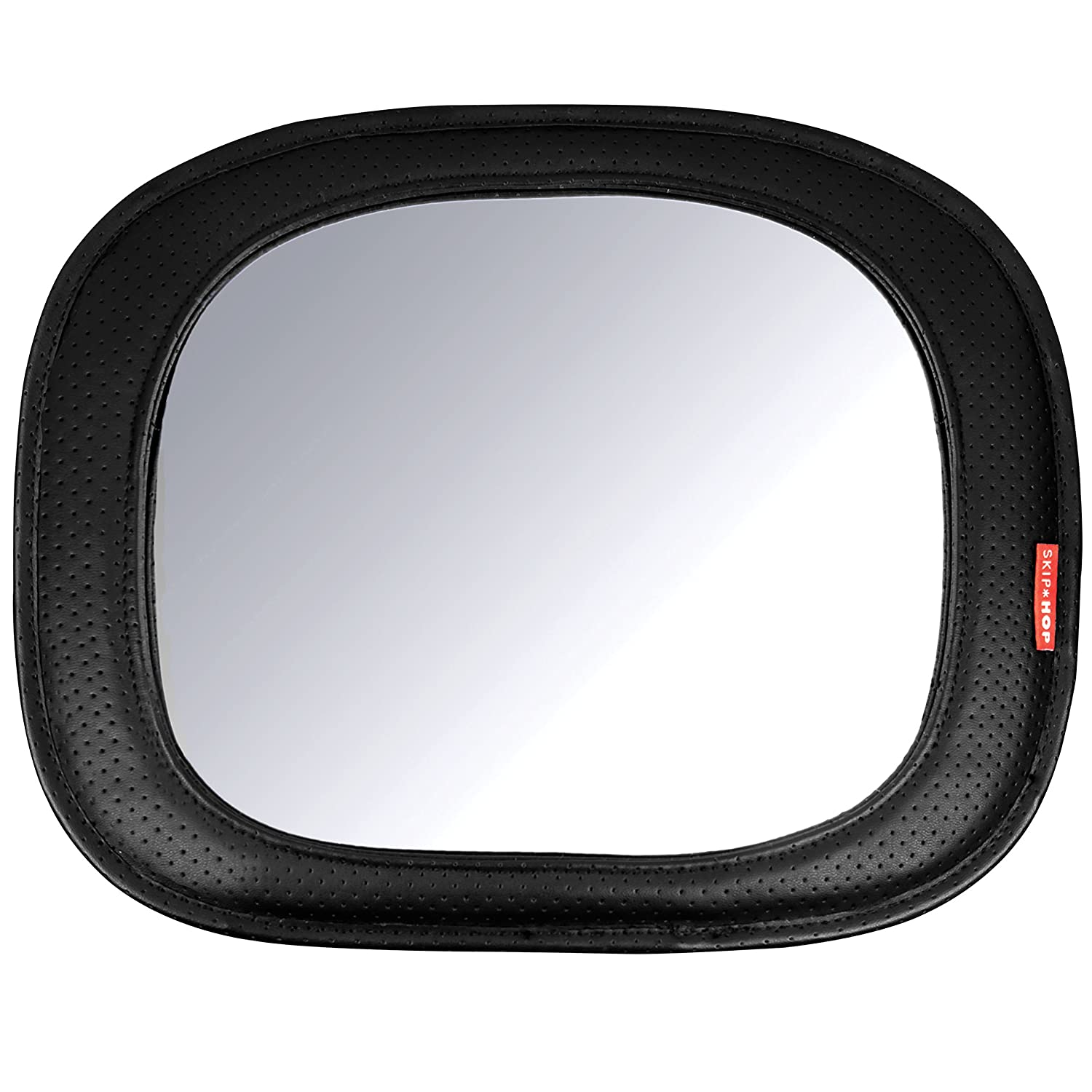 Skip Hop Style Driven Backseat Mirror, Tonal Chevron 282525