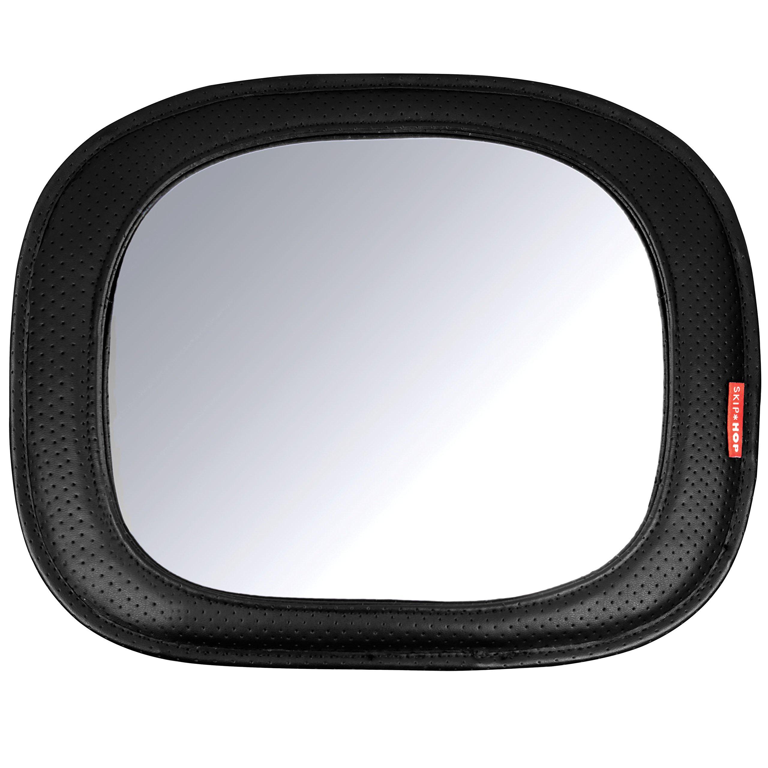 Skip Hop Style Driven Backseat Baby Car Mirror, Black by Skip Hop