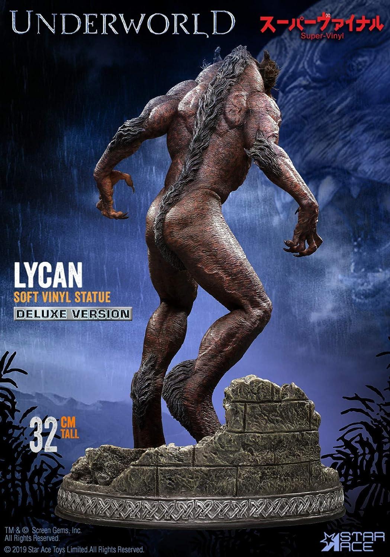 UNDERWORLD EVOLUTION LYCAN SOFT VINYL STATUE