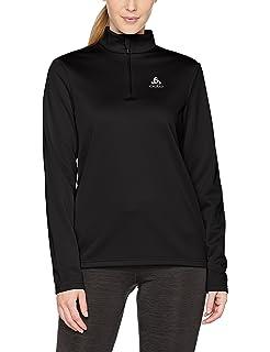 Odlo Damen Midlayer 1//2 Zip Inyo Pullover /& Sweatshirts