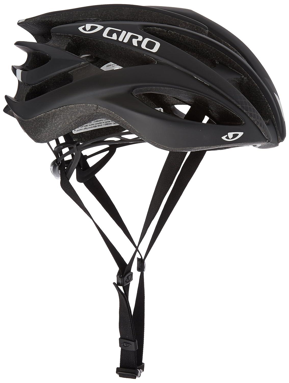 Giro Atmos 2 - Road Bike Helmet MAT BLK/WHT L(59-63cm)  B00NOZWP7E