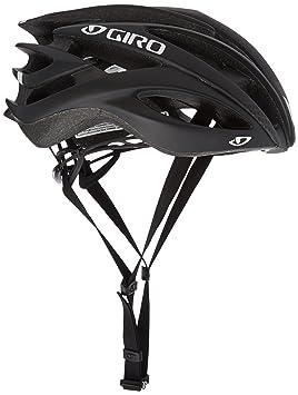 Giro et - Casco de Ciclismo para Hombre para Bicicleta de Paseo, Color Negro (