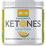 MCM Nutrition – Exogenous Ketones Supplement & BHB - Boosts Energy - Ketone Drink for Ketosis - Instant Keto Mix, Puts…