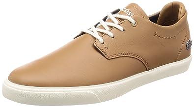 190c0f192db53f Lacoste - Esparre - CAM0023BW7 - Color  Brown - Size  8.0