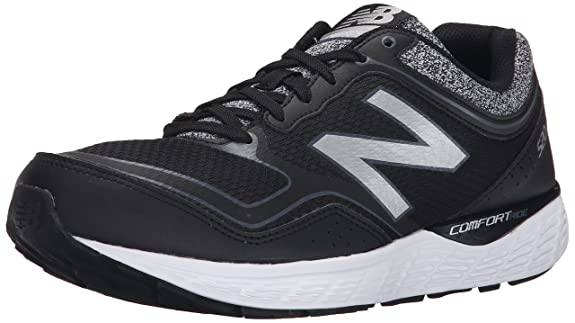 NEW BALANCE FITNESS RUNNING AMORTIGUACIÓN NEUTRAL - Zapatillas de deporte para hombre, color negro, talla 41,5: Amazon.es: Zapatos y complementos