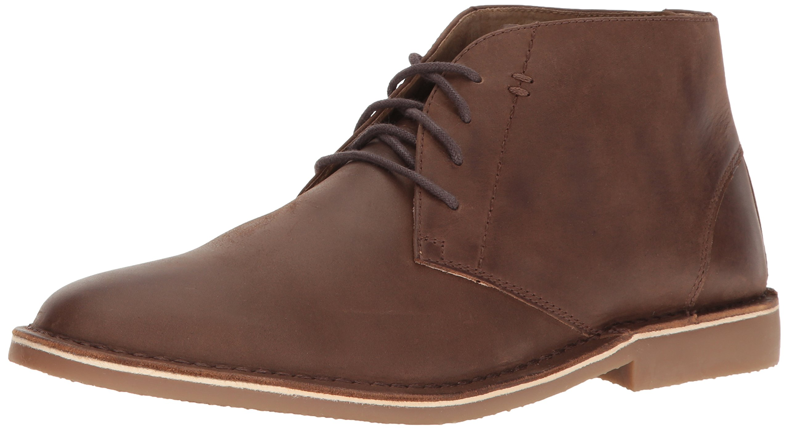 Nunn Bush Men's Galloway Chukka Boot, Tan Chamois, 10.5 M US