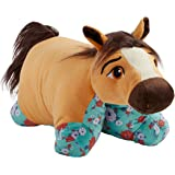 "Pillow Pets NBCUniversal Spirit Riding Free- Spirit 16"" Stuffed Animal Plush Toy"