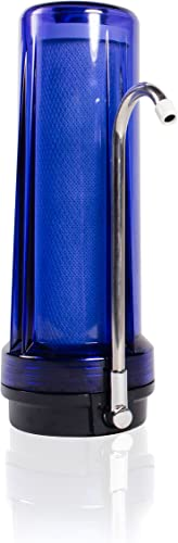 APEX MR-1010 Countertop Drinking Water Filter Blue