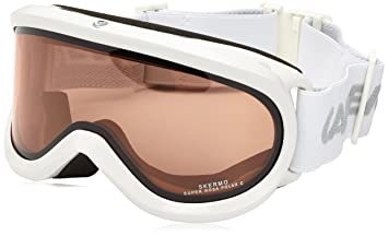 Carrera Masque de Ski pour porteurs de Lunettes skermo OTG Blanc  Brillant Rose Polar f2534c18692e