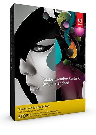 Adobe Creative Suite 6 Design Standard Student and Teacher*: Amazon ...
