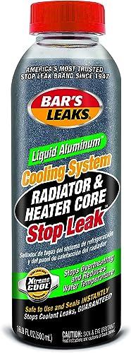 Bar's Leaks 1186 Liquid Aluminum Stop Leak