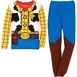 Disney Store Boys Woody Costume PJ Pals Toy Story
